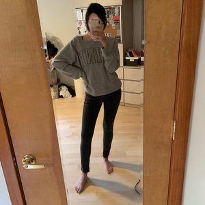 NWOT Pink crewneck sweatshirt